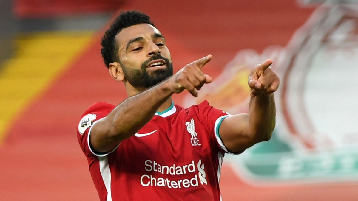 Salah đã hoàn toàn khỏi Covid-19. (Ảnh: Getty).